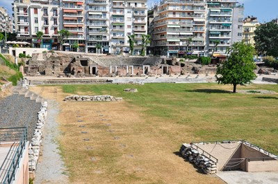Thessalonica Forum/Agora