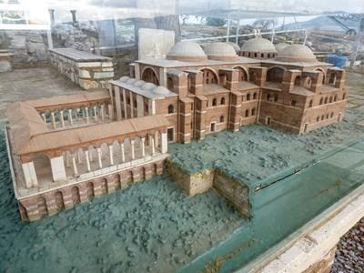 Ephesus Basilica of St John