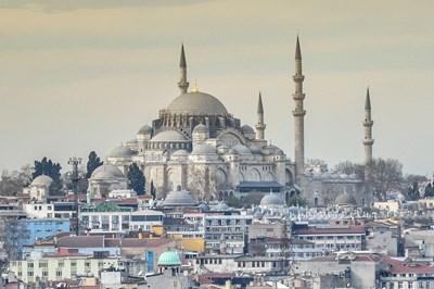 Süleymaniye Complex Istanbul