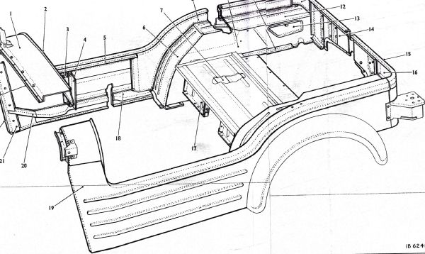 the restoration of austin champ 1824 blogs of mv restorations Austin Champ Engine and champ body jpg at Series and Parallel Circuits Diagrams