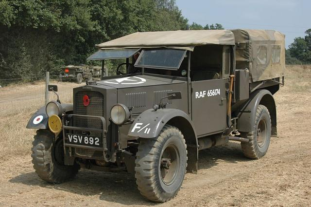 4x4 Show Melbourne >> How Many Humber 4x4 Utilities are there ? - British Vehicles - HMVF - Historic Military Vehicles ...