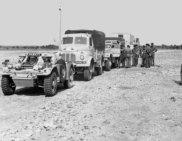 2RTR LAD REME vehicle line up Homs 1960-61-b-Photo John Empson REME.jpg