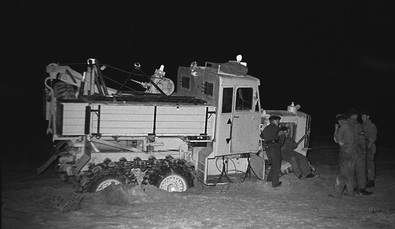 1955-147w-Dec-El Ballah Gordon camp- Salt flats belly down.jpg