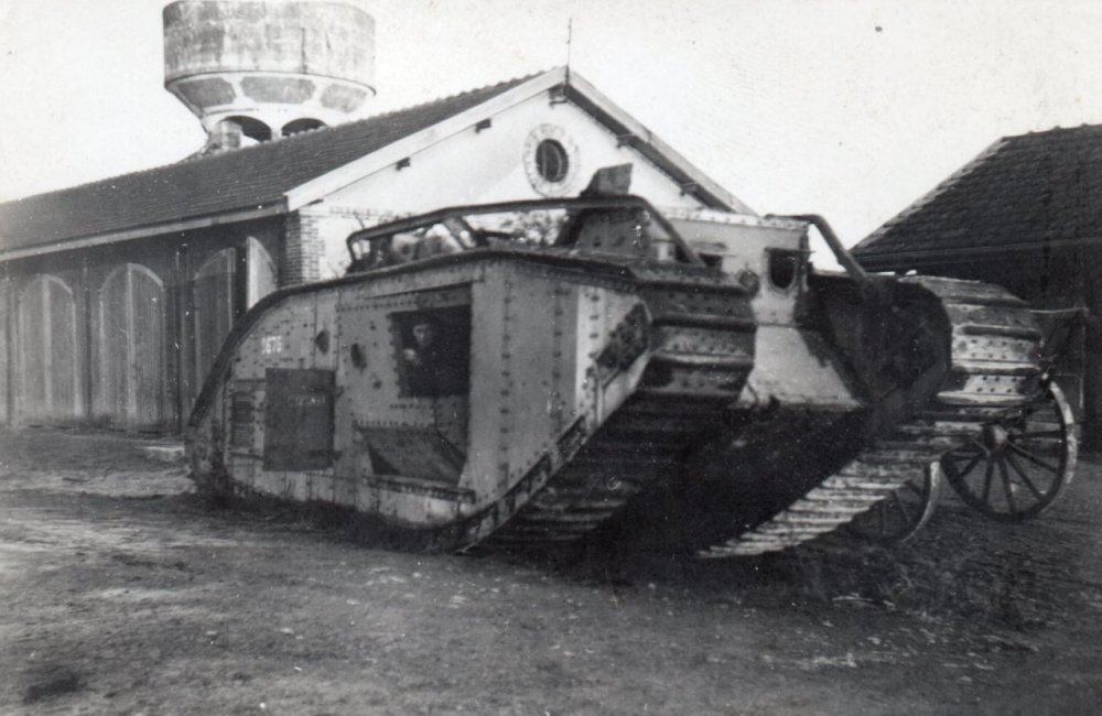 captured ww1 british tank 1940.jpg