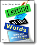 Book cover for 'Letting Go of the Words'