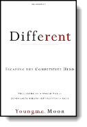 Book cover for 'Different: Escaping the Competitive Herd'