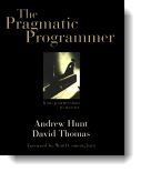 Book cover for 'The Pragmatic Programmer'