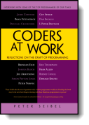 Book cover for 'Coders at Work'