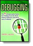 Book cover for 'Debugging'