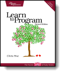 Book cover for 'Learn to Program'