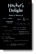 Book cover for 'Hacker's Delight'