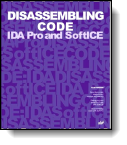 Book cover for 'Disassembling Code'