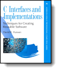 Book cover for 'C Interfaces and Implementations'