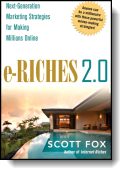 Book cover for 'e-Riches 2.0'