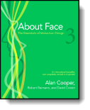 Book cover for 'About Face 3'