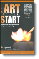 Book cover for 'The Art of the Start'