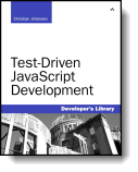 Book cover for 'Test-Driven JavaScript Development'