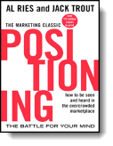 Book cover for 'Positioning'