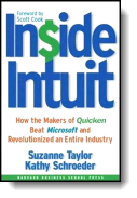 Book cover for 'Inside Intuit'