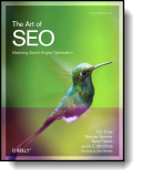 Book cover for 'The Art of SEO'