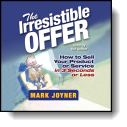 Book cover for 'The Irresistible Offer'