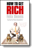 Book cover for 'How to Get Rich'