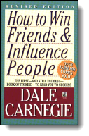 Book cover for 'How To Win Friends and Influence People'