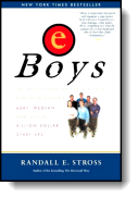 Book cover for 'eBoys'