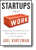 Book cover for 'Startups That Work'
