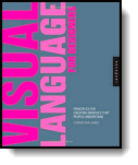 Book cover for 'Visual Language for Designers'