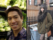 Tao Lin & Mira Gonzalez