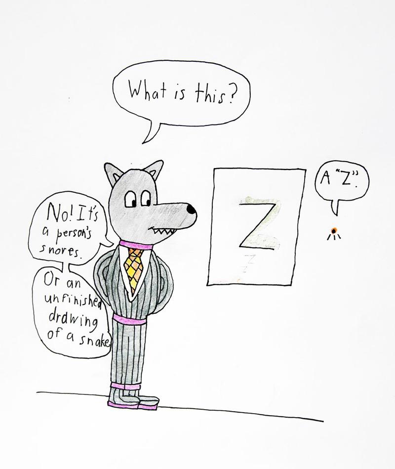 Hobart :: Lazy Wolf Comics