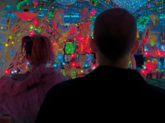 Gaspar Noe's Enter the Void photo