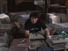 Great Moments in Cinematic Drinking: High Fidelity photo