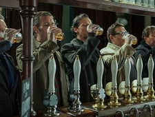 GREAT MOMENTS IN CINEMATIC DRINKING:The World's End photo
