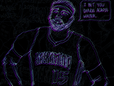 Boogie Cousins photo