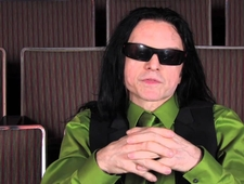 Polyester in Odorama / The Room with Tommy Wiseau in person photo