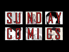 Sunday Comics photo