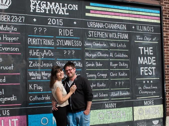 Non-Reader Spotlight: Seth Fein and Justine Bursoni, Part 1 photo