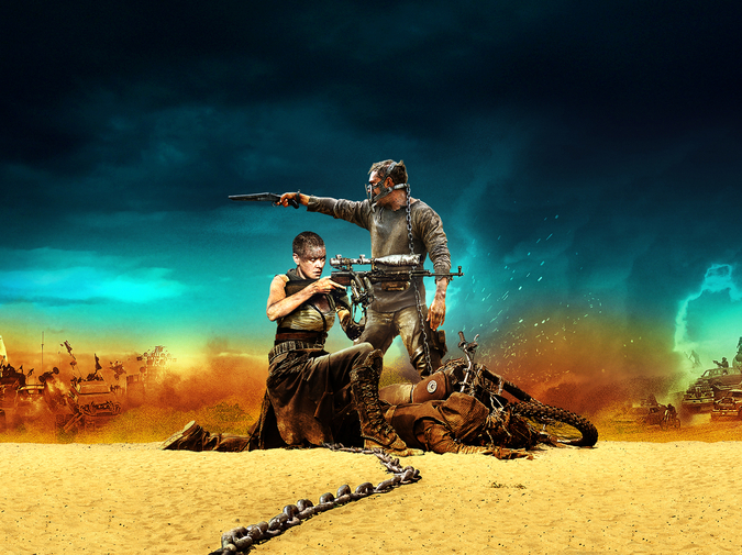 Mad Max Fury Road / Tender Napalm / Zeitgeist Theatre photo