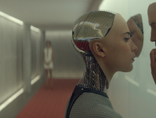Ex Machina / Captain Phillips photo