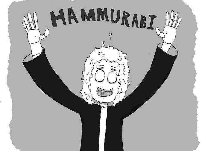Hammurabi photo