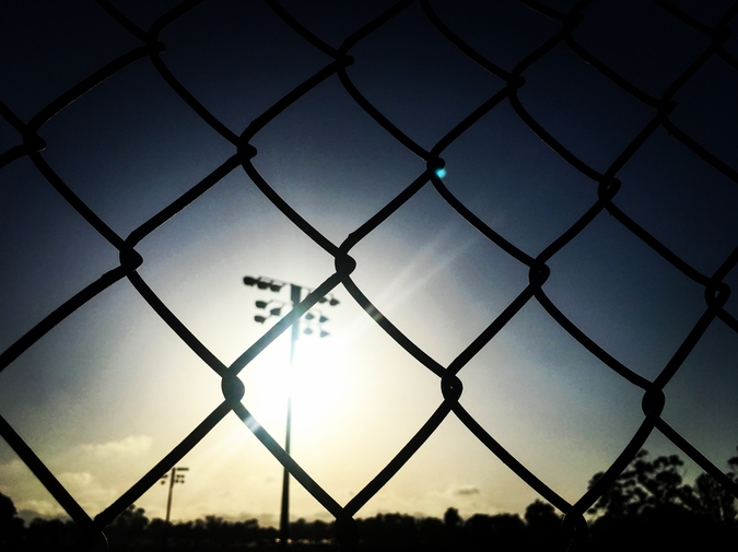 Playing Baseball Mediocrely but Playing Baseball with Pure Joy photo