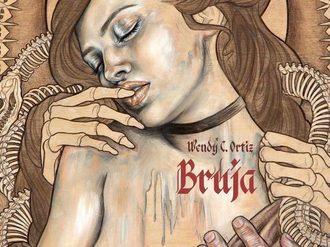 Dreamworlds: An Excerpt of Bruja and Interview with Wendy C. Ortiz photo