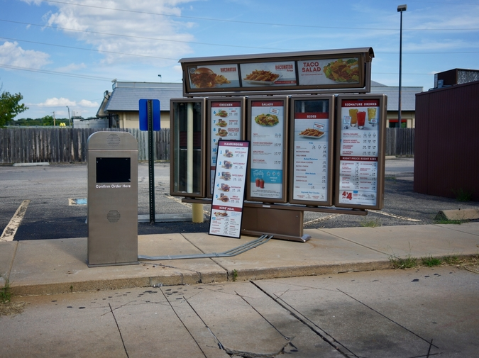 Chain Restaurants, Reviewed by Poems: Wendy's photo
