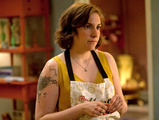 Review of Lena Dunham/Girls photo