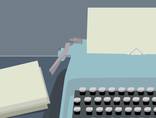 A Machine for Writing: A Brief History of the Typewriter photo