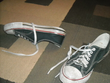 My First Pair of Converse photo