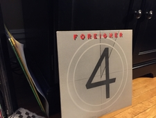 My First Record: Foreigner 4 photo
