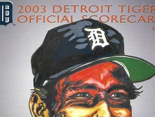 The Bottom of the Order: Your 2003 Detroit Tigers photo
